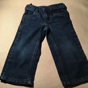 Nautica Denim Jeans Size 2 Toddler